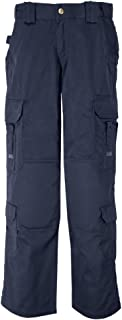 5.11 Tactical Women's EMS Uniform Work Pants, Poly-Cotton Twill Fabric, Style 64301