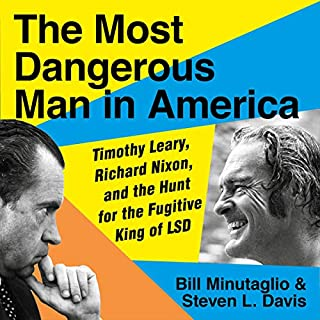 The Most Dangerous Man in America cover art