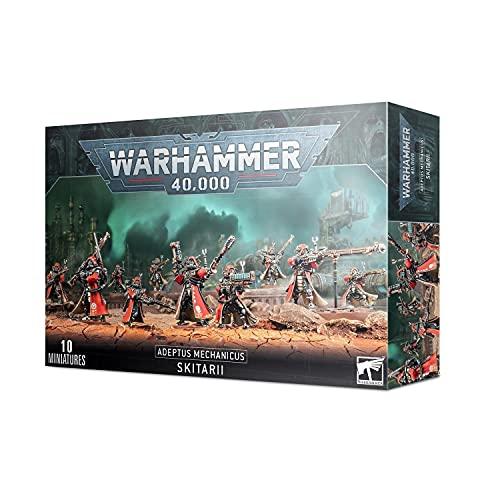 Adeptus Mechanicus Skitarii Warhammer 40,000