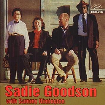 Sadie Goodson with Sammy Rimington