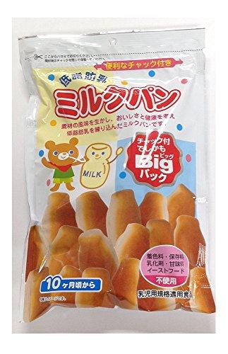 カネ増製菓『95g低脂肪乳ミルクパン』