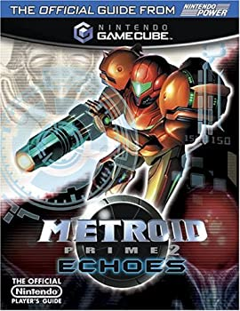 Official Nintendo Metroid Prime 2: Echoes Player's Guide 1930206526 Book Cover