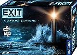 KOSMOS 698881 EXIT - Das Spiel + Puzzle: Der einsame Leuchtturm, Level: Fortgeschrittene, Escape...