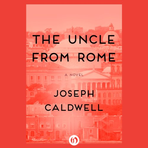 The Uncle from Rome audiobook cover art