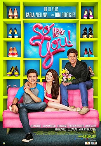 So It's You - Philippines Filipino Tagalog DVD Movie