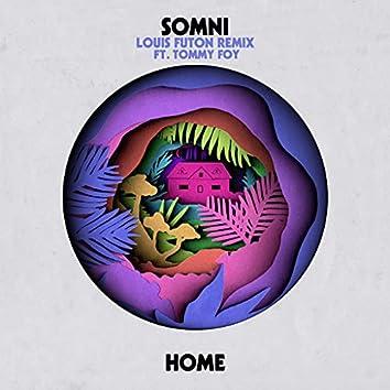 Home (Louis Futon Remix ft. Tommy Foy)