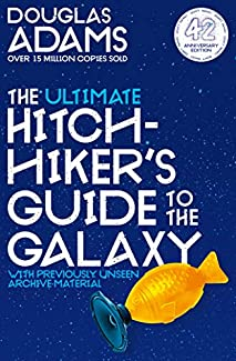 Douglas Adams - The Ultimate Hitchhiker's Guide To The Galaxy
