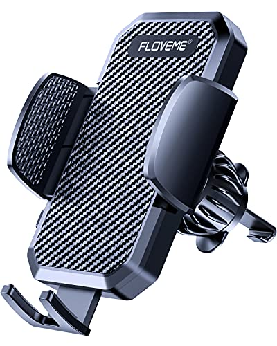floveme cases for iphone 5s FLOVEME Car Phone Holder Mount, Universal Cell Phone Holder for Car, Upgraded Clip for Car Vent Phone Mount Compatible with iPhone Samsung and More