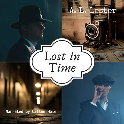 Lost in Time audiobook cover art