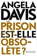 La prison est-elle obsolète ? (Document) Format Kindle