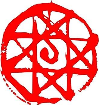 Best full metal alchemist decal Reviews