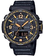 [カシオ] 腕時計 プロトレック ソーラー PRG-600YB-1JF メンズ ブラック