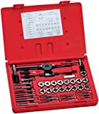 Vermont American 21729 40 Piece Tap and Die Mechanic Super Set