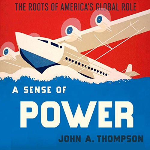 A Sense of Power audiobook cover art