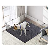 Cibicon Dog and Puppies Bed Mats,Pee Mats for Pets,Dog Crates Mats Soft and Comfortable,Absorbent,Waterproof,Reusable,Washable,Protect Floor Clean(Dog Mats:36inches x 36inches)