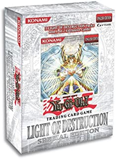 Yu Gi Oh! Light of Destruction Special Edition Pack