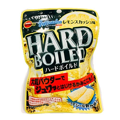 フェットチーネグミ レモンスカッシュ味 10袋
