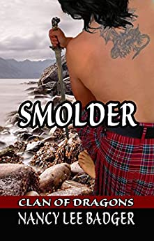 Smolder (Clan of Dragons Book 3) by [Nancy Lee Badger]