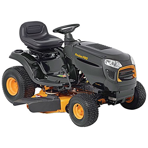 Poulan Pro PP155H42, 42 in. 15.5 HP Briggs & Stratton Hydrostatic Gas Riding Lawn Mower