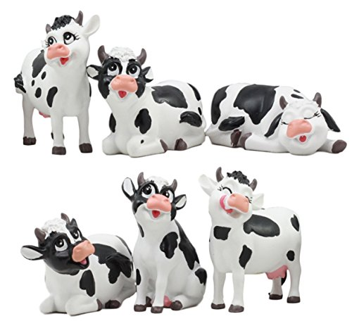 Top 10 best selling list for cow figurines