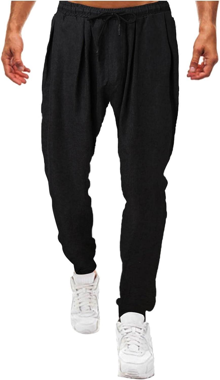 Beshion Mens Jogger Sweatpants Slim Special Campaign Pants Al sold out. C Workout Fit Athletic
