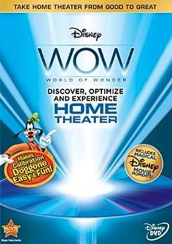 Disney WOW  World of Wonder  Single-Disc DVD