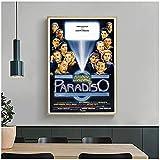 wzgsffs Blue Velvet Movie Poster 1986 Wandkunstdruck Auf