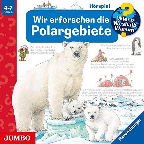 Wir erforschen die Polargebiete Titelbild