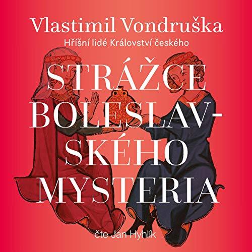 Strážce boleslavského mysteria cover art
