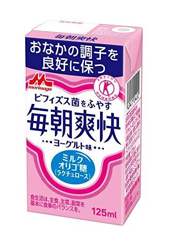 森永乳業『毎日爽快 ヨーグルト味』