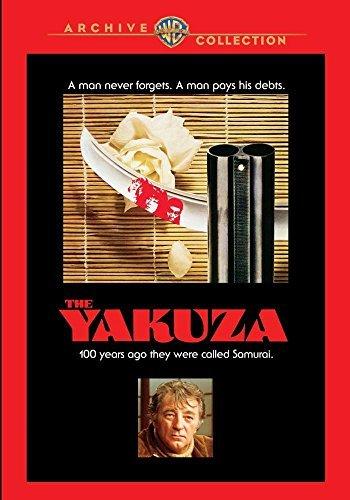 The Yakuza by Robert Mitchum