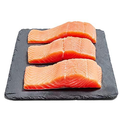 Salmon Portion Atlantic Farm Raised, 6 Ounce