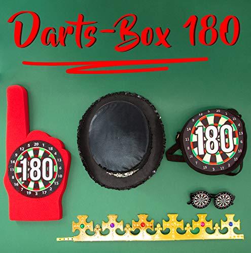 Darts-Box 180 Accesorios para Dardos / Campeonato Mundial de Dardos / Puntuacin 180