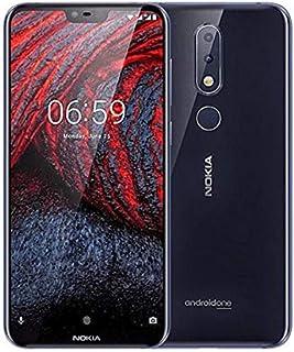 Nokia 6.1 Plus Dual SIM 64GB 4GB RAM Nero SIM Free