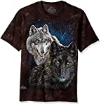 The Mountain Men's Star Wolves T-Shirt