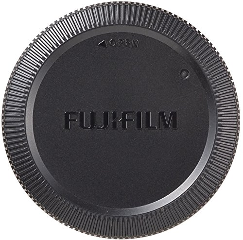 Fujifilm RLCP-001 - Objektivdeckel (Schwarz, Digitalkamera)