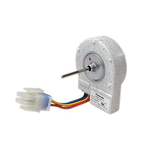 Refrigerator Parts Frigidaire Evaporator Fan Motor: Amazon com