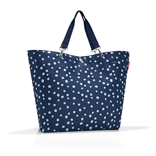 reisenthel shopper XL 68 x 45,5 x 20 cm / 35 l / spots navy