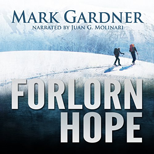 Forlorn Hope audiobook cover art