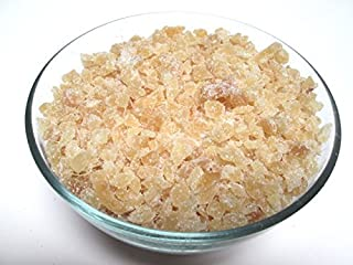 Crystallized Candied Ginger Dices, 2 pound