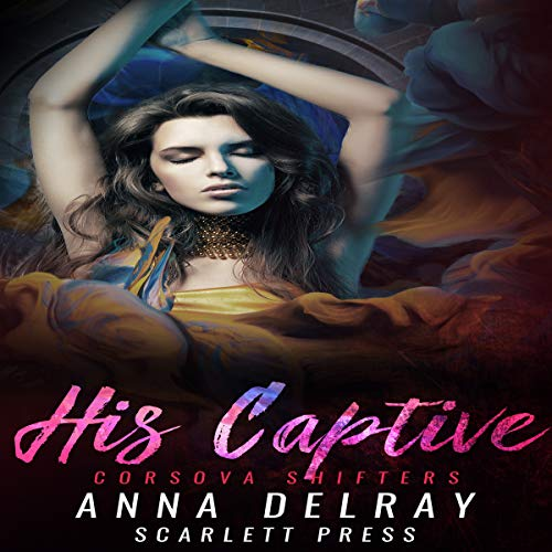 His Captive audiobook cover art