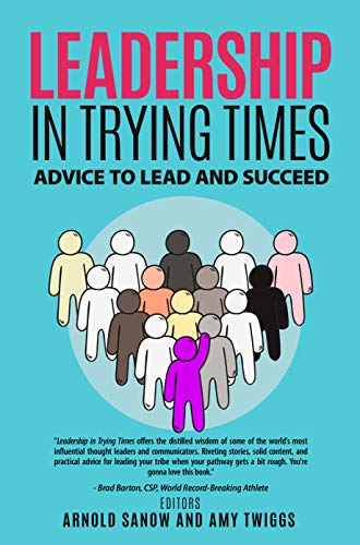 LEADERSHIP IN TRYING TIMES: ADVICE TO LEAD AND SUCCEED (English Edition)