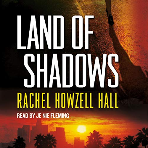 Land of Shadows book cover