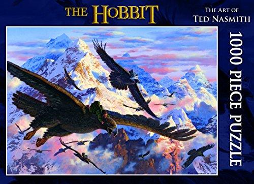 The 1000 Teile Hobbit Puzzle