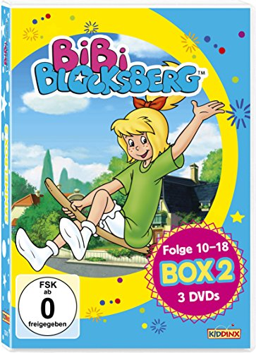 Bibi Blocksberg - Box 2 [3 DVDs]