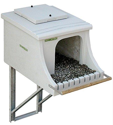 Schwegler Naturschutzprodukt Wanderfalkenkasten ohne Haltewinkel Vogelschutz Nistkasten zum Nisten