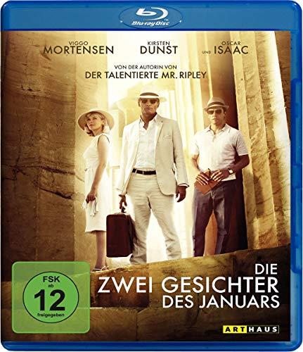 Die zwei Gesichter des Januars [Blu-ray]