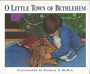 Hardcover O Little Town of Bethlehem Book