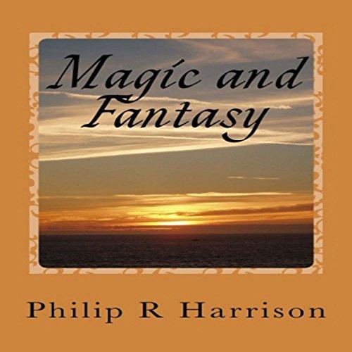 Magic and Fantasy audiobook cover art
