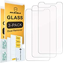 [3-PACK]- Mr.Shield For iPhone 11 [Tempered Glass] Screen Protector [Japan Glass With 9H Hardness] with Lifetime Replacement